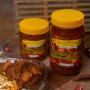 Homemade Chicken Pickle (Kukhurako Masuko Achar) (कुखुराको मासुको अचार ) - 350g - Lotus Products