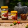 Homemade Bamboo Shoot and Akbare Chili Pickle (तामा अक्बरे खुर्सानीको अचार) - 200g - Lotus Products