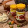 Homemade Bamboo Shoot and Akbare Chili Pickle (तामा अक्बरे खुर्सानीको अचार) - 350g - Lotus Products