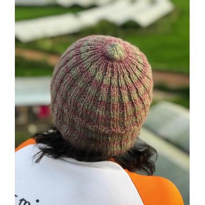 Multi Color Woolen Cap