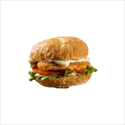 cheese Crumbed Burger