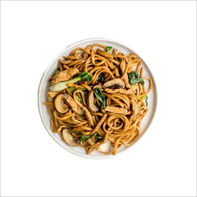 Veg/Mushroom Noodles