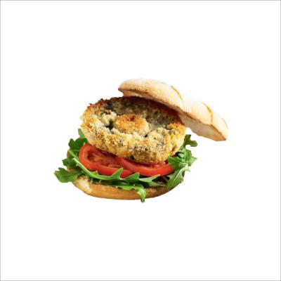 Vegetable Crumbed Burger