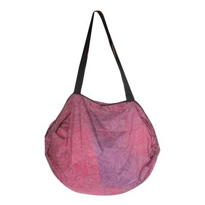 Easy pocket dotted bag