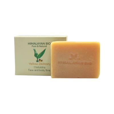 Yellow Zedoary Face & Body Soap