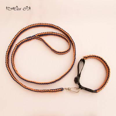Paracord Dog Collar & Leash