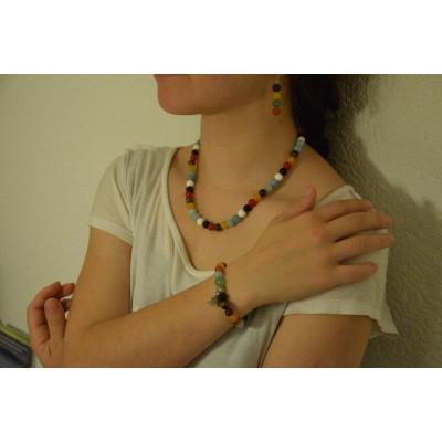 Colorful Jewellery Set