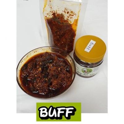 Home Made Buff Pickles (बफको अचार)