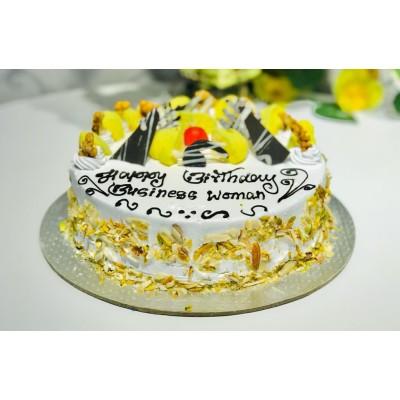Rasmalai Cake (Layered In Love By RoSuS)- Per Half Pound