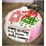 Kitchen Queen Themed White Chocolate Cake- Per 2 Pound