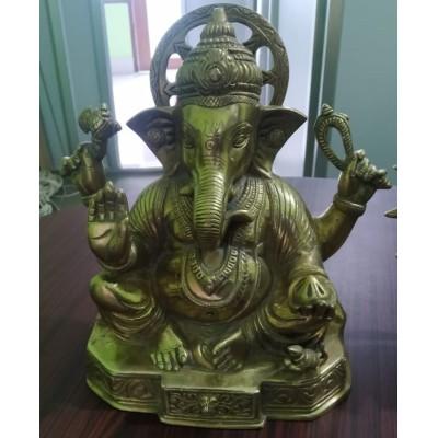 Ganesh Statue Murti Hindu God
