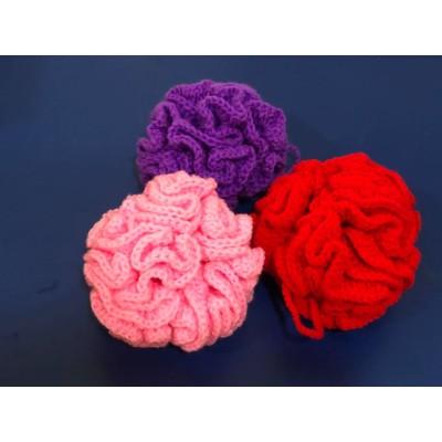 Woolen Loofah- Per Piece