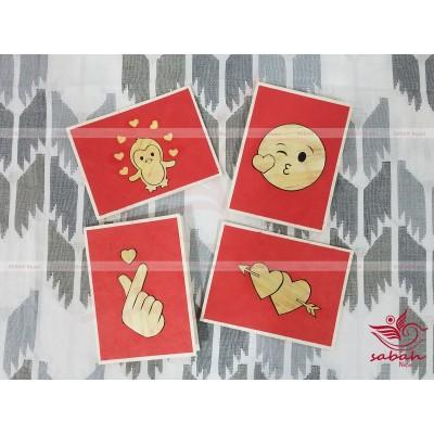 Choya Lokta Greeting Card