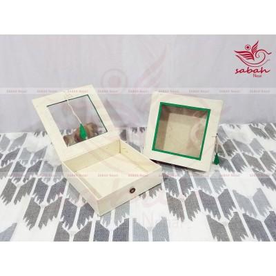 Lokta Square Gift Box