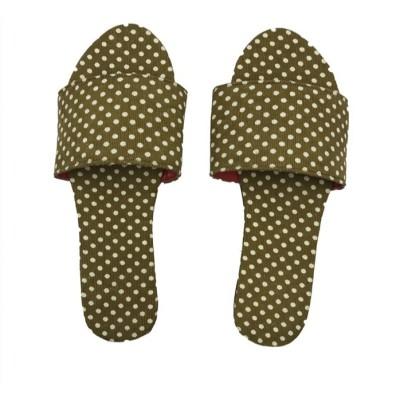 Ava Open Toe Slipper