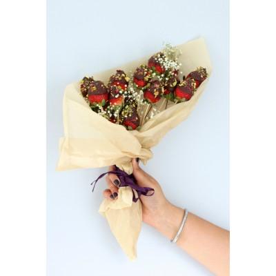 Chocolate Strawberry Bouquet
