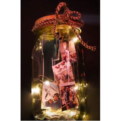 Valentine Day Memory Jar