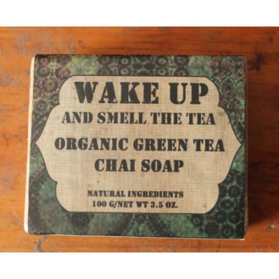 Green Tea Soap