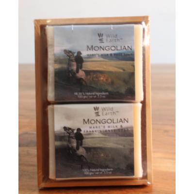 Mongolian Mare`s Milk Soap Gift Box