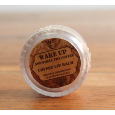Organic Coffee Lip Balm