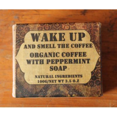 Organic Coffee Soap