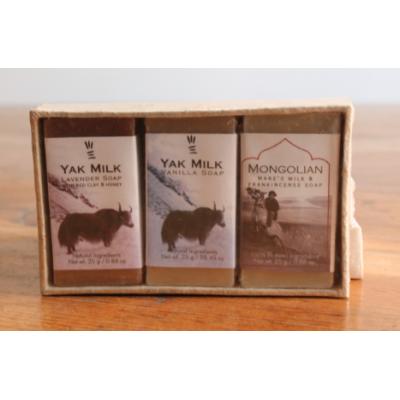 Wild Wares Mini Soap Set