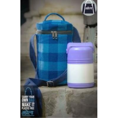 Round Tiffin Bag