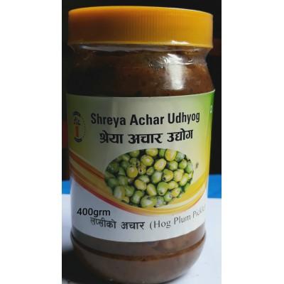 Lapsi ko Achar (Hog Plum Pickle)- 400 Grm