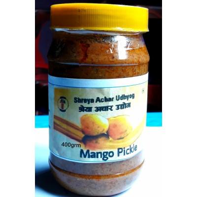 Mango Pickle- 400 Grm