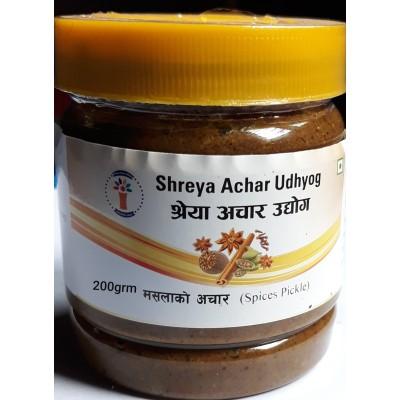 Masala ko Achar (Spices Pickle)-200 grm