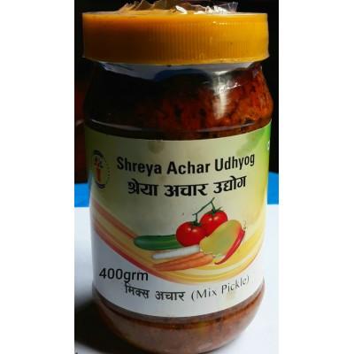 Mix Achar ( Mix Pickle)- 400 Grm
