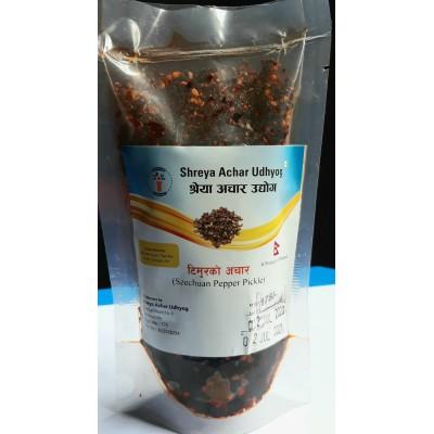 Timmur Ko Achar (Szechuan Pepper Pickle)- 150 Grm