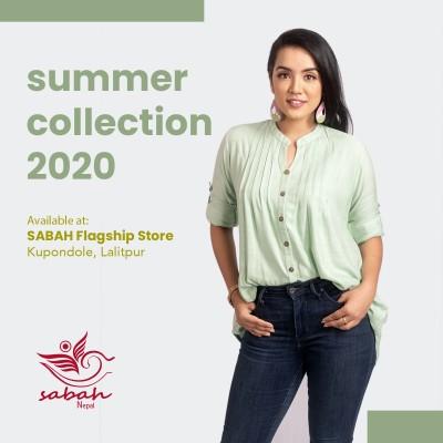 Bamboo Cotton Summer Shirt