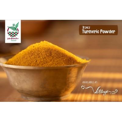 Turmeric Powder (Besar)- 500 Gram (Village By Sabah)
